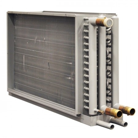 Kjøle- og varmebatterier