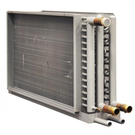Kjøle- og varmebatteri